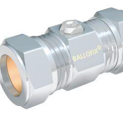 Køb Ballofix med håndtag klemmering kobling 10X12/8MM | 743728346