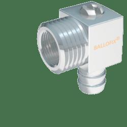 Køb Ballofix uden håndtag nippel/forskruning vinkel 1/2 | 743828304