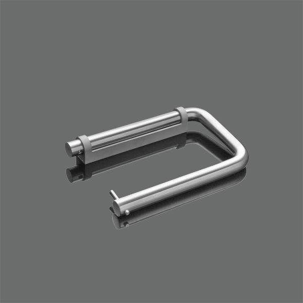 Køb d line toiletpapirholder stål vægbeslag 145 mm | 776465100
