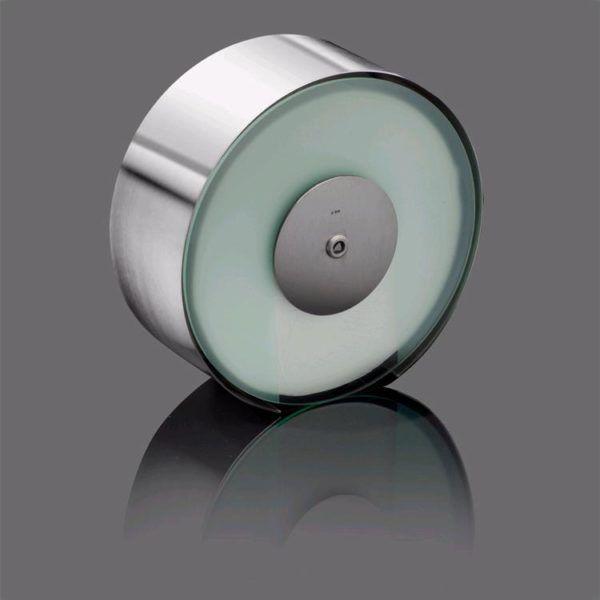 Køb d line papirholder maxi Ø212 mm acryl   776465636