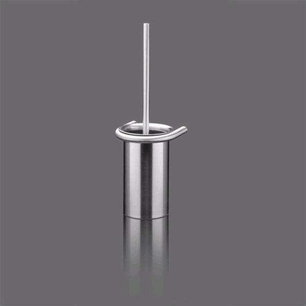 Køb d line toiletbØrste med stål skaft rustfri   778586040