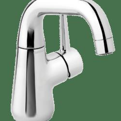 Køb Damixa Bell håndvaskarmatur med bundventil krom | 701940804