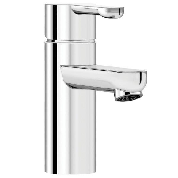 Køb Damixa Willow håndvaskbatteri med bundventil | 702000604