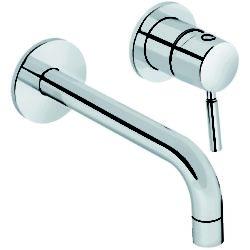 Køb Damixa Merkur håndvaskarmatur til indbygning udvendige dele | 702521104