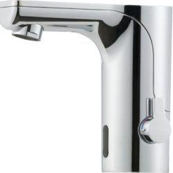 Køb Mora MMIX Tronic berøringsfrit håndvask armatur med temperaturgreb | 704362004
