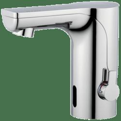 Køb Mora MMIX Tronic berøringsfrit håndvask armatur med temperaturgreb til netdrift | 704362104
