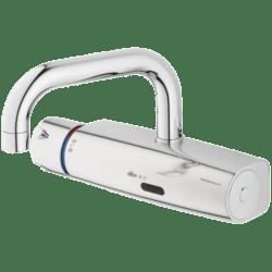 Køb FM Mattsson Tronic berøringsfrit håndvask armatur med blandeventil | 704365104