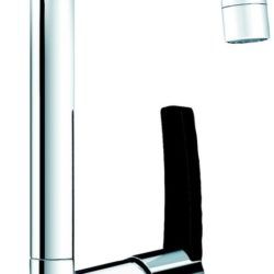 Køb Damixa Slate køkkenbatteri med høj tud 6507774 | 705955614