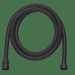 Køb Damixa bruserslange 1500 mm metal mat sort | 738162211