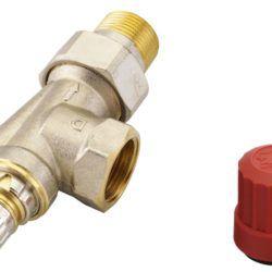 Køb Danfoss RA-N 20 UK ventilhus omvendt vinkelløb 3/4 | 403205006
