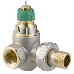 Køb Danfoss RA-DV 10 ventilhus sideløb højre | 403284333
