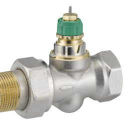 Køb Danfoss RA-DV 20 ventilhus ligeløb | 403284336