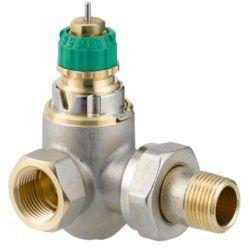 Køb Danfoss RA-DV 15 ventilhus sideløb højre | 403284404