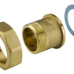 Køb Danfoss gevindnippel for AB-QM DN40 | 406846821
