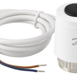 Køb Danfoss TWA-Z termoaktuator 230V NC 5m   406848662