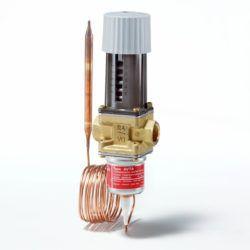 "Køb Danfoss AVTA 25 termostatisk ventil 1"" 10-80   451005708"