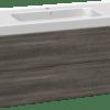 Køb Dansani DSC møbelsæt med skuffer og Menuet vask 121 x 45