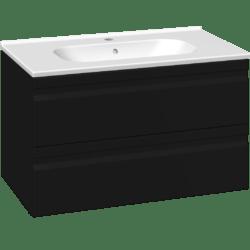 Køb Dansani DSC møbelsæt med skuffer og Kantate vask 81 x 45