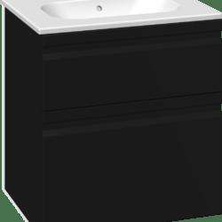 Køb Dansani DSC møbelsæt med skuffer Kantate vask og LED 61 x 45