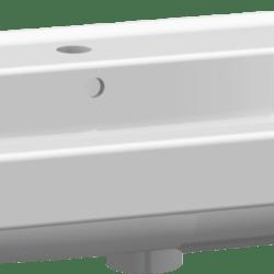 Køb Dansani Menuet vask 81 cm porcelæn hvid | 780990540