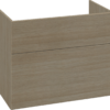 Køb Dansani Luna vaskeskab med 2 skuffer 64 x 80 x 44 cm eg | 780991348