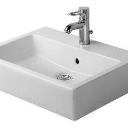 Køb Duravit Vero håndvask 60 x 47 cm uden hanehul til væg | 635452600
