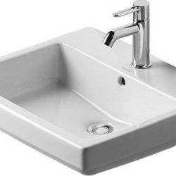 Køb Duravit Vero håndvask 55 x 46