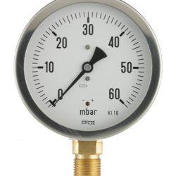 Køb Gasmanometer 1/4XØ63