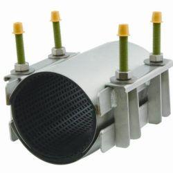 Køb Bandagemuffe med 2 x 3 bolte 182-202/200 mm RF   101741025