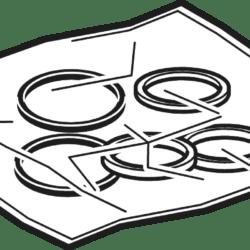 Køb Geberit Pakningssæt til omløber | 189081040