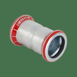 Køb Mapress dobbeltmuffe FZ 88 mm | 34260089
