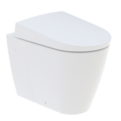 Køb Geberit AquaClean Sela toilet gulvstående BTW alpinhvid | 611121000