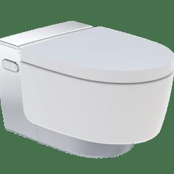 Køb Geberit Aquaclean Mera Comfort alpine-hvid/krom | 613155104