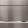 Køb Geberit betjeningsplade Sigma30 1 skyl børstet/krom/børstet | 617080374