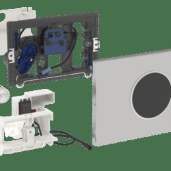 Køb Geberit betjeningsplade dobbeltskyl Sigma10 automatisk/IR
