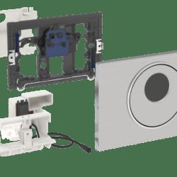 Køb Betjeningsplade Sigma10 dobblt skyl automatisk/IR/manual