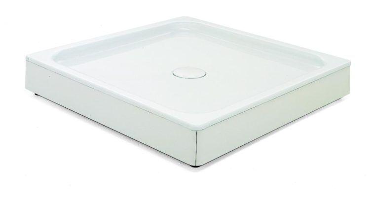 Køb Ifo brusebadekar 90x90 cm hvid   673671100