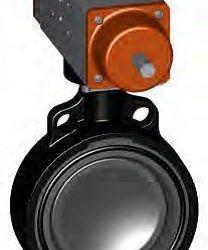 Køb Butterflyventil type 240 PVC-U/EPDM d160 | 980420306