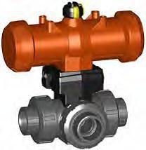 Køb Kuglehane type 285 DA PVC-U/EPDM d63