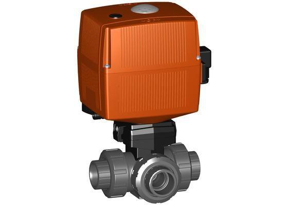 Køb Kuglehane type 167 230V PVC-U/FKM d25/DN20   980420550