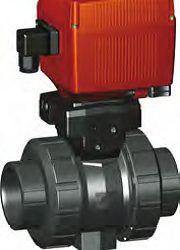 Køb Kuglehane 127 230V PVC-U/EPDM d25/DN20 | 980420651