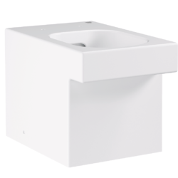 Køb GROHE Cube Ceramic toilet uden skyllekant 3/4