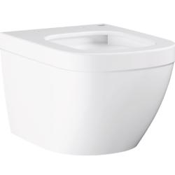 Køb GROHE Euro Ceramic toilet væghængt compact med PureGuard | 613343060