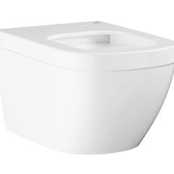 Køb GROHE Euro Ceramic toilet væghængt med PureGuard | 613344060