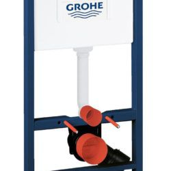 Køb GROHE Rapid SL indbygningscisterne 1