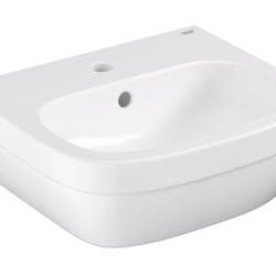 Køb GROHE Euro Ceramic håndvask til bordplade med PureGuard 45 cm | 623223060