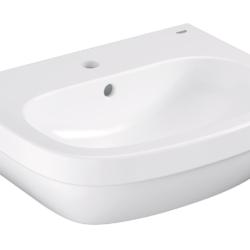 Køb GROHE Euro Ceramic håndvask væghængt med PureGuard 55 cm | 623224060