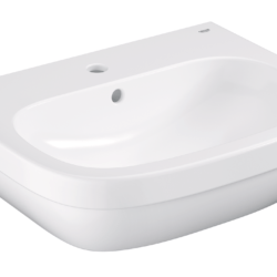 Køb GROHE Euro Ceramic håndvask væghængt 60 cm | 623225000