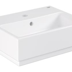 Køb GROHE Cube Ceramic håndvask med PureGuard 45 cm | 623230060