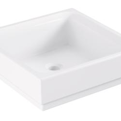 Køb GROHE Cube Ceramic håndvask bowle uden overløb 40 cm | 634126660